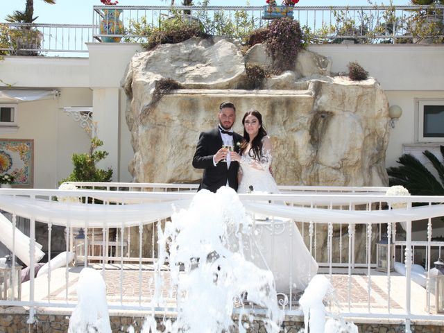 Il matrimonio di Marco e Alessia a Bacoli, Napoli 10