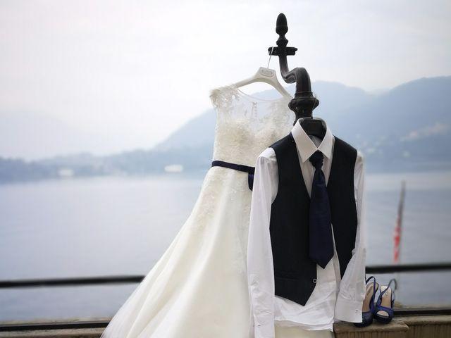 Il matrimonio di Alessandro  e Elisa a Porlezza, Como 2