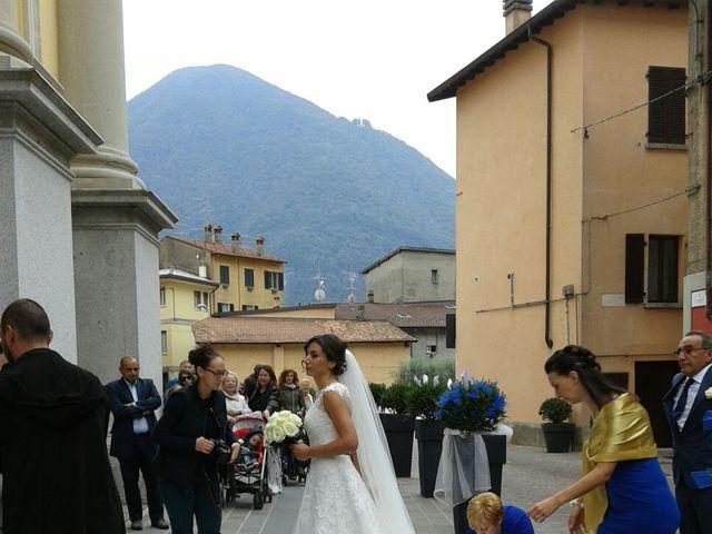 Il matrimonio di Alessandro  e Elisa a Porlezza, Como 8