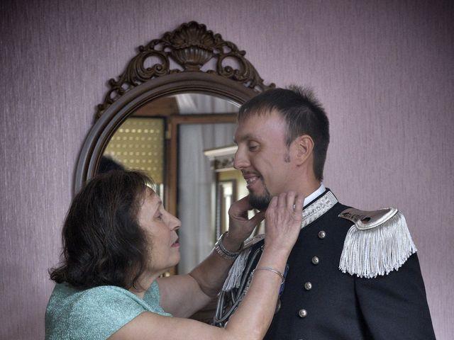 Il matrimonio di Diego e Tania a Casaprota, Rieti 4