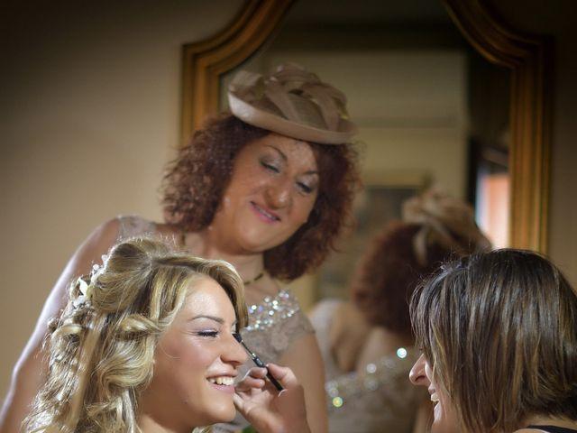 Il matrimonio di Diego e Tania a Casaprota, Rieti 13