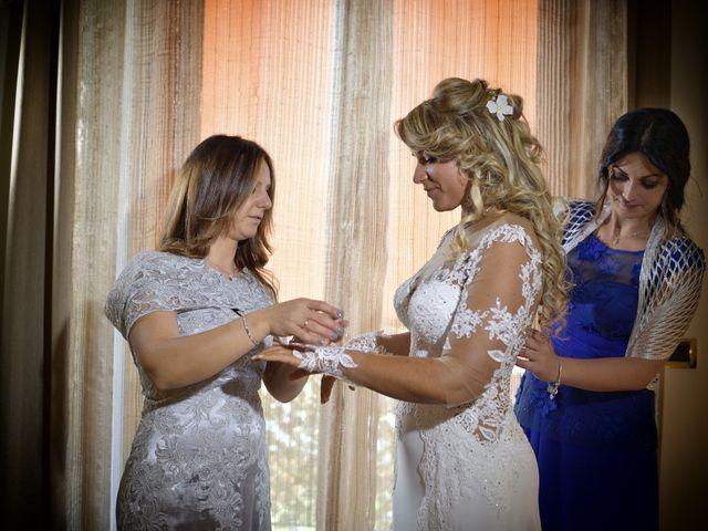 Il matrimonio di Diego e Tania a Casaprota, Rieti 14
