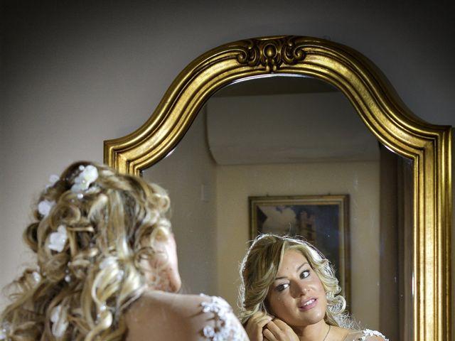 Il matrimonio di Diego e Tania a Casaprota, Rieti 16