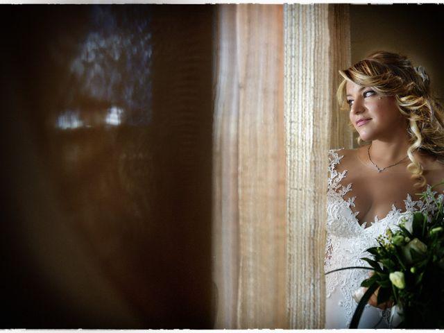 Il matrimonio di Diego e Tania a Casaprota, Rieti 20