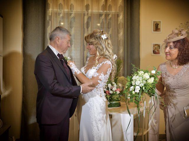 Il matrimonio di Diego e Tania a Casaprota, Rieti 21