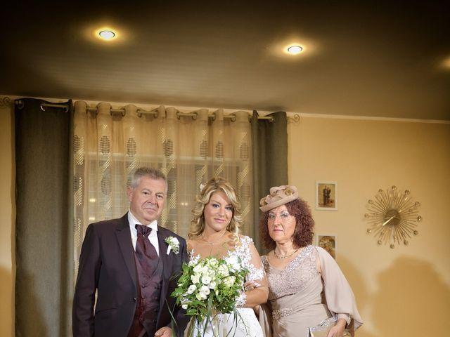 Il matrimonio di Diego e Tania a Casaprota, Rieti 22