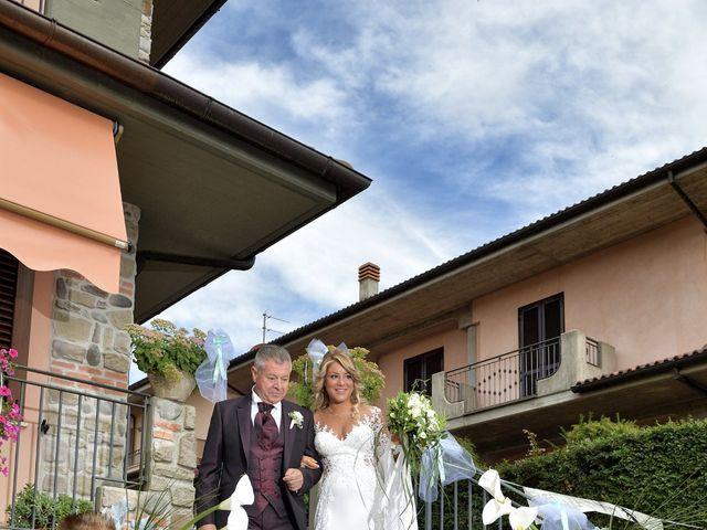 Il matrimonio di Diego e Tania a Casaprota, Rieti 23