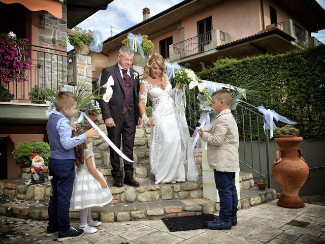 Il matrimonio di Diego e Tania a Casaprota, Rieti 24