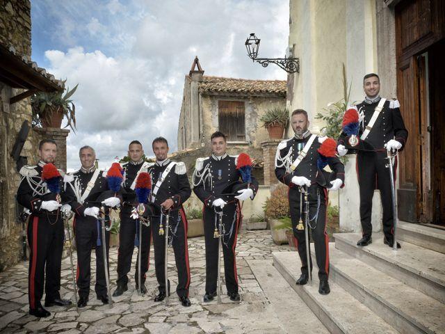 Il matrimonio di Diego e Tania a Casaprota, Rieti 28