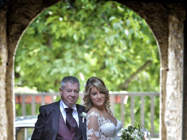 Il matrimonio di Diego e Tania a Casaprota, Rieti 32