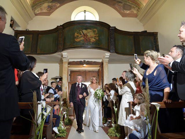 Il matrimonio di Diego e Tania a Casaprota, Rieti 36