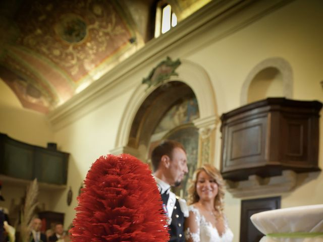 Il matrimonio di Diego e Tania a Casaprota, Rieti 38