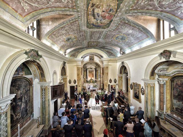 Il matrimonio di Diego e Tania a Casaprota, Rieti 39