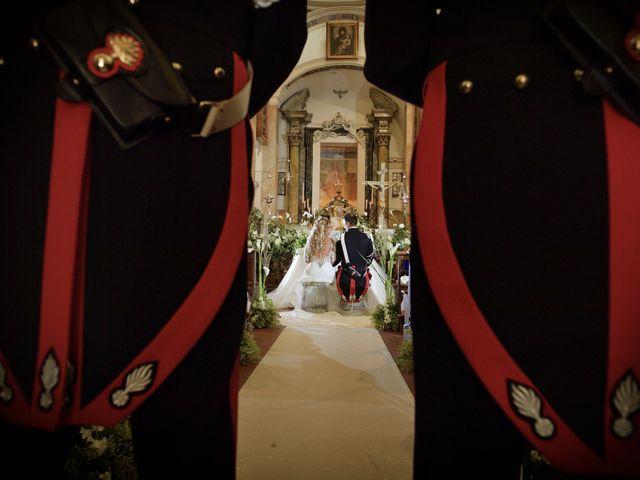 Il matrimonio di Diego e Tania a Casaprota, Rieti 40