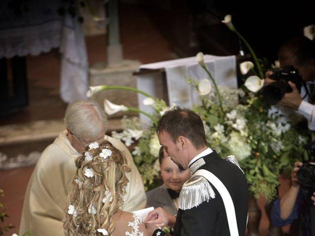 Il matrimonio di Diego e Tania a Casaprota, Rieti 41