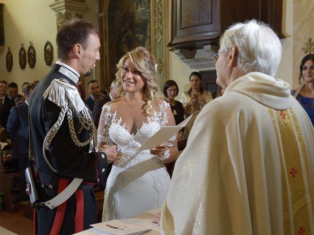 Il matrimonio di Diego e Tania a Casaprota, Rieti 43