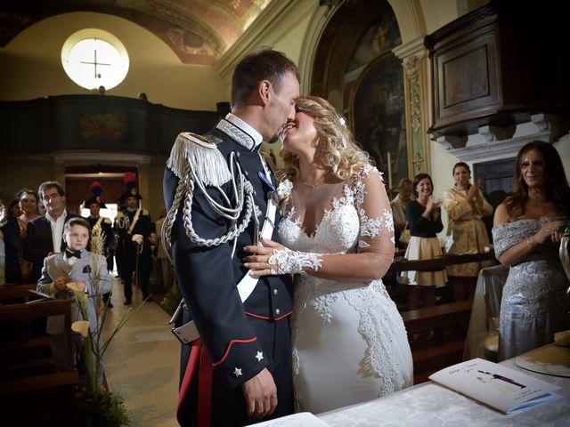Il matrimonio di Diego e Tania a Casaprota, Rieti 45