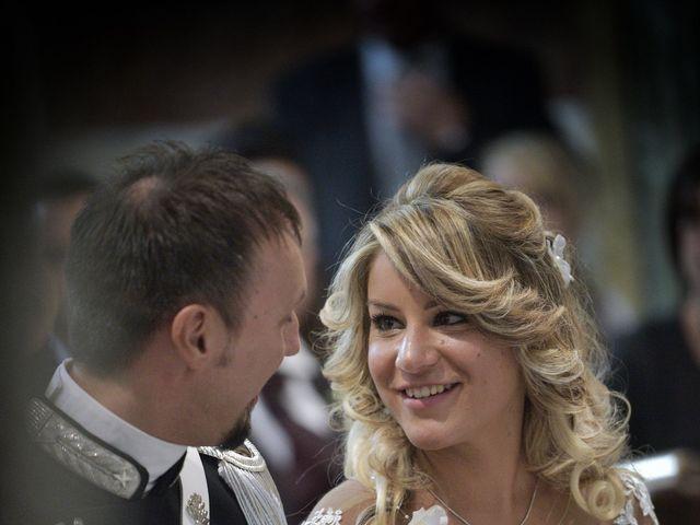 Il matrimonio di Diego e Tania a Casaprota, Rieti 46