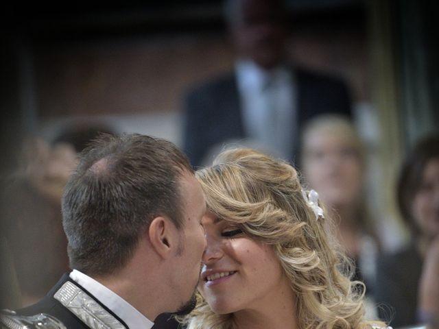 Il matrimonio di Diego e Tania a Casaprota, Rieti 47