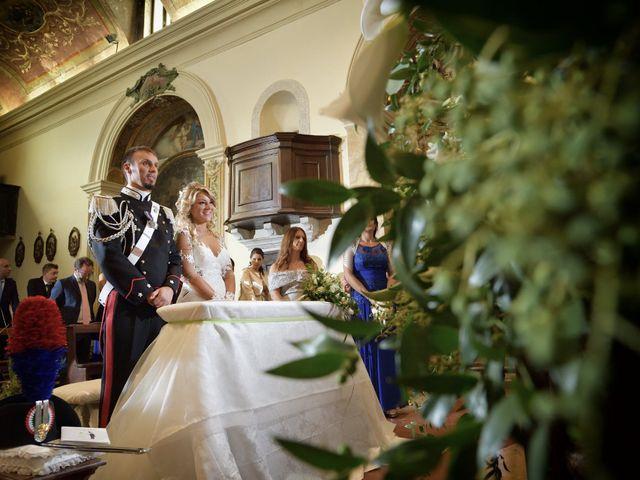 Il matrimonio di Diego e Tania a Casaprota, Rieti 48