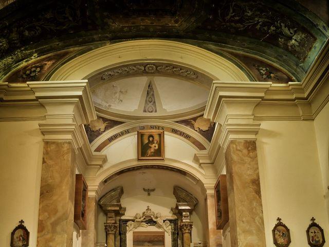 Il matrimonio di Diego e Tania a Casaprota, Rieti 49
