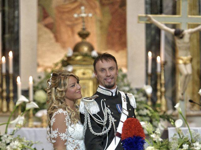 Il matrimonio di Diego e Tania a Casaprota, Rieti 50