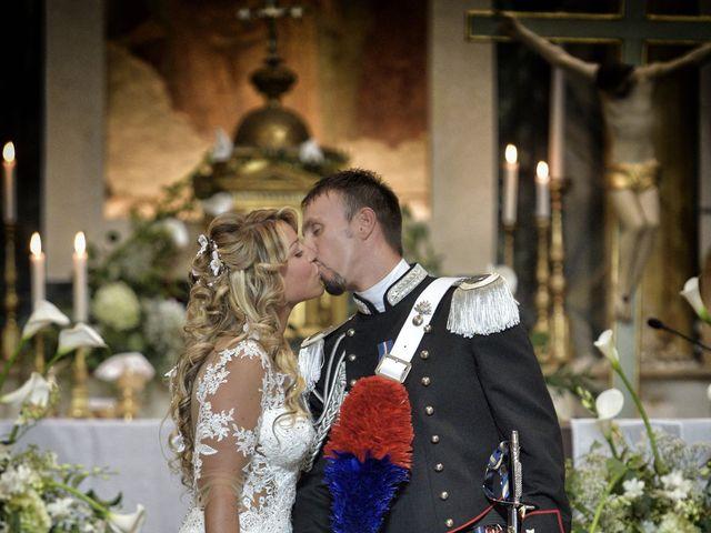 Il matrimonio di Diego e Tania a Casaprota, Rieti 51