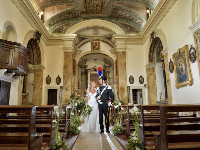 Il matrimonio di Diego e Tania a Casaprota, Rieti 52