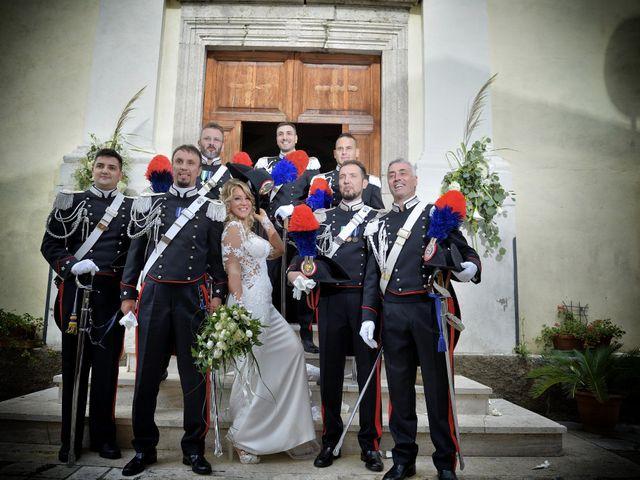 Il matrimonio di Diego e Tania a Casaprota, Rieti 56
