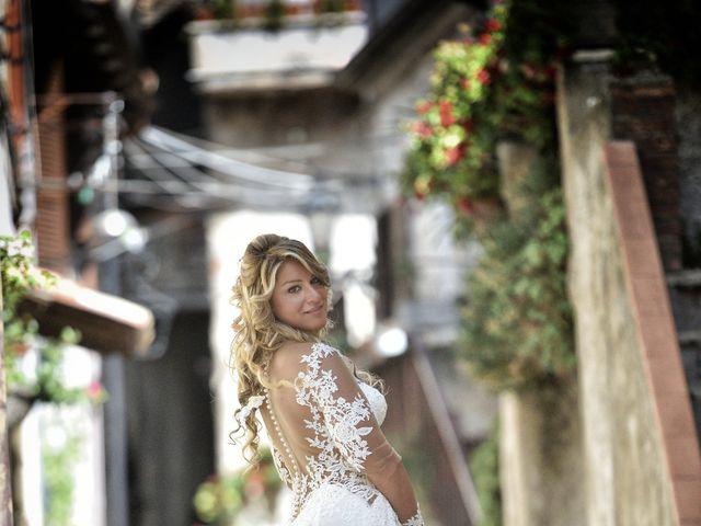 Il matrimonio di Diego e Tania a Casaprota, Rieti 57