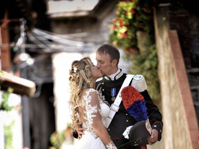 Il matrimonio di Diego e Tania a Casaprota, Rieti 58