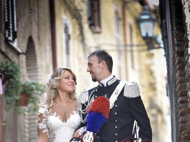 Il matrimonio di Diego e Tania a Casaprota, Rieti 59