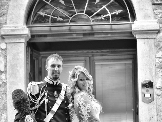 Il matrimonio di Diego e Tania a Casaprota, Rieti 61