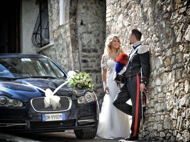 Il matrimonio di Diego e Tania a Casaprota, Rieti 62