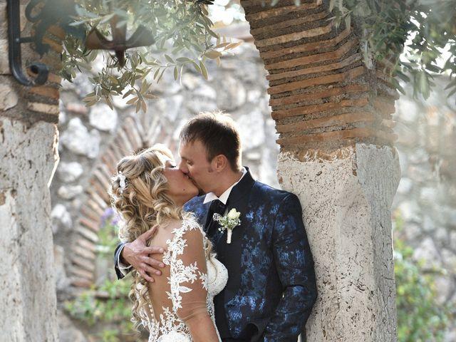 Il matrimonio di Diego e Tania a Casaprota, Rieti 64