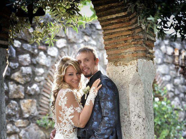 Il matrimonio di Diego e Tania a Casaprota, Rieti 65