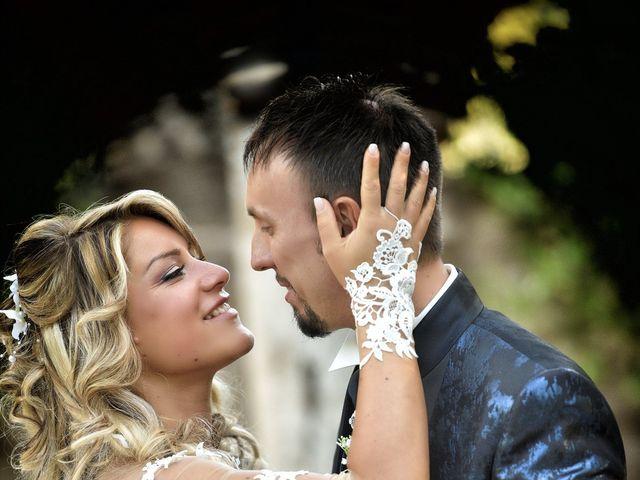 Il matrimonio di Diego e Tania a Casaprota, Rieti 67