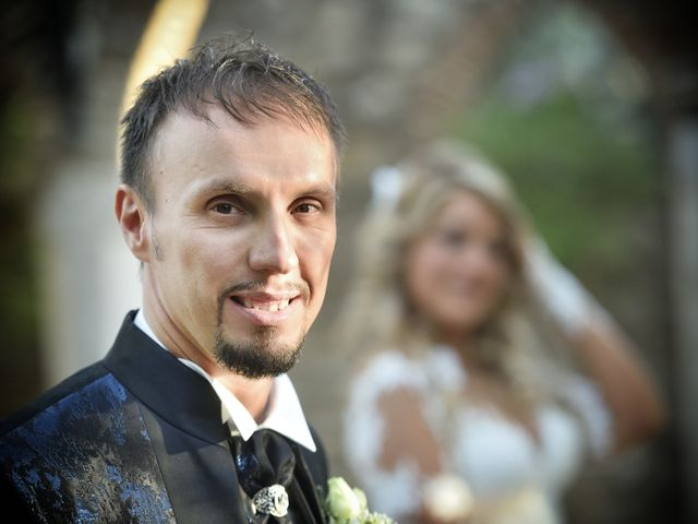 Il matrimonio di Diego e Tania a Casaprota, Rieti 68