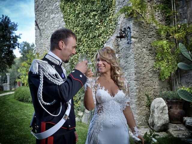 Il matrimonio di Diego e Tania a Casaprota, Rieti 69