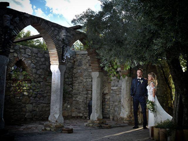 Il matrimonio di Diego e Tania a Casaprota, Rieti 70