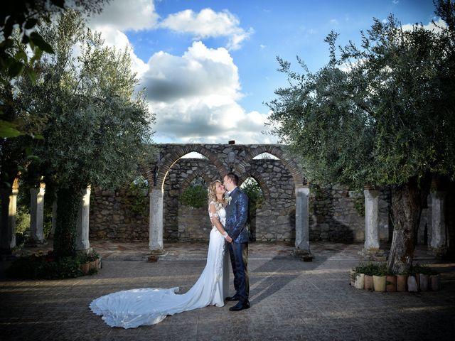 Il matrimonio di Diego e Tania a Casaprota, Rieti 71