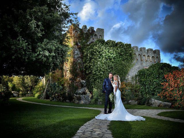 Il matrimonio di Diego e Tania a Casaprota, Rieti 72