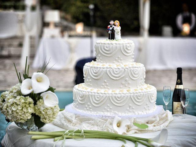 Il matrimonio di Diego e Tania a Casaprota, Rieti 73