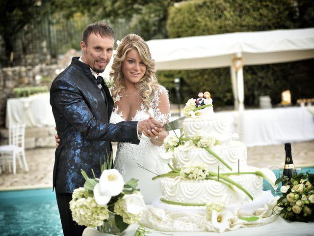 Il matrimonio di Diego e Tania a Casaprota, Rieti 74