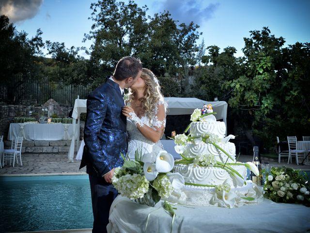Il matrimonio di Diego e Tania a Casaprota, Rieti 75