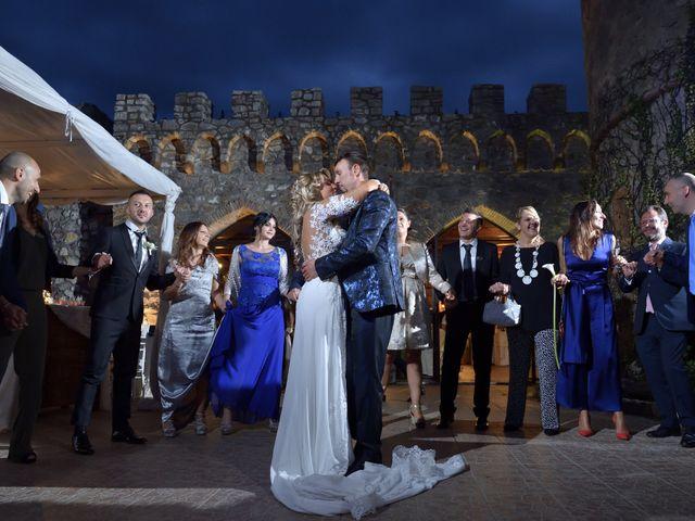 Il matrimonio di Diego e Tania a Casaprota, Rieti 76