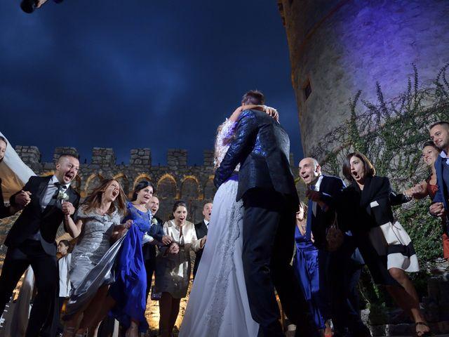 Il matrimonio di Diego e Tania a Casaprota, Rieti 77