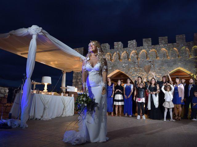 Il matrimonio di Diego e Tania a Casaprota, Rieti 78