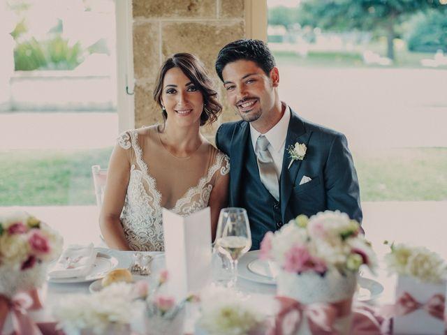 le nozze di Mina e Mauro