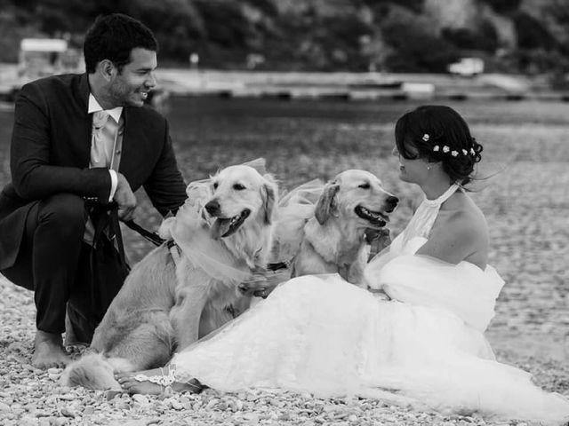 Il matrimonio di Gianluca e Silvia a San Teodoro, Sassari 1